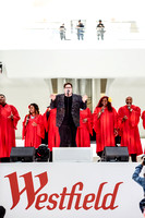 Westfield Grand Opening @ The Oculus - Jordan Smith with The Harlem Gospel Choir